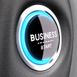 New Business Concept - Entrepreneurship Stock Images