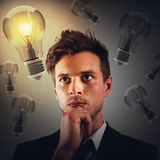 New business idea Stock Images