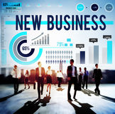 New Business Plan Success Launch Concept Royalty Free Stock Photo