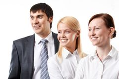 New business team Stock Photography