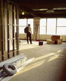New business under construction Stock Photography