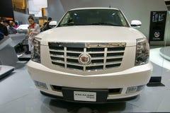 New Cadillac  car Royalty Free Stock Photo