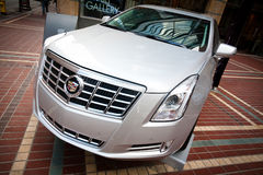 New Cadillac Luxury Car Royalty Free Stock Photos