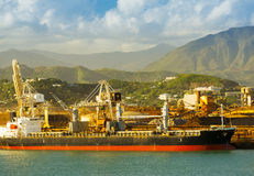 New Caledonia Nickel Mining Royalty Free Stock Image