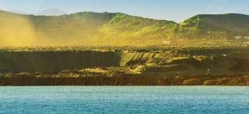 New Caledonia Nickel Mining Royalty Free Stock Photos