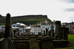 New Calton cemetery Stock Photography