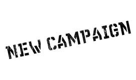 New Campaign rubber stamp Royalty Free Stock Images
