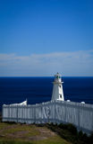 New Cape Spear Lighthouse Stock Image