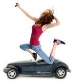 New Car Royalty Free Stock Image