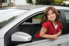 New Car Beauty Stock Photography