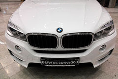 New car from BMW Stock Image
