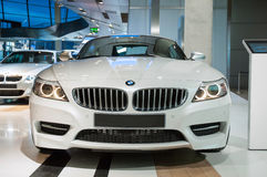 New car from BMW Royalty Free Stock Photo