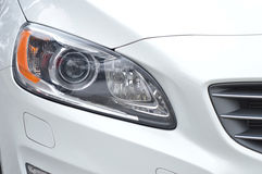 New Car headlight Royalty Free Stock Images