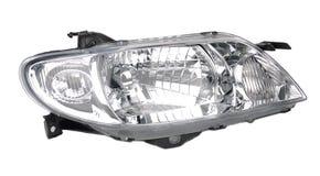 New car headlights Royalty Free Stock Image