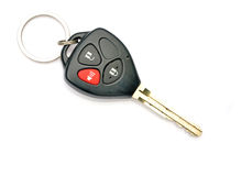 New car key Stock Photos