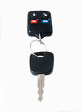 New Car Key Royalty Free Stock Images