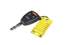 New Car Key Royalty Free Stock Photo