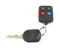 New car keys Royalty Free Stock Photo