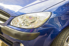 New car Royalty Free Stock Images