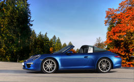 New Car, Sports Car, Dream Car Stock Images