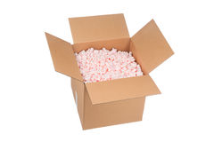 Box with padding Royalty Free Stock Image