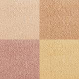 New carpet texture samples stock photography