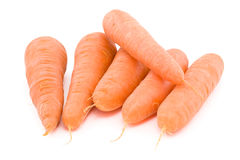 New carrots Stock Image