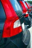 New cars Royalty Free Stock Photos