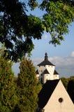 New Castle in Banska Stiavnica Royalty Free Stock Images