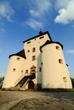 New Castle in Banska Stiavnica Stock Images