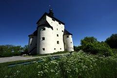 New Castle, Banska Stiavnica, Slovakia, UNESCO royalty free stock photos