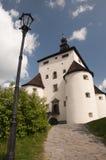 The New Castle of Banska Stiavnica town Stock Photos