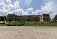 New Castle Stuttgart Stock Images