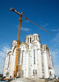 New cathedral Stock Photography