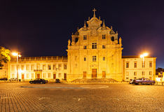 The New Cathedral Royalty Free Stock Photography