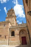 New Cathedral of Salamanca, Spain Stock Photography