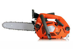 New chainsaw Royalty Free Stock Images