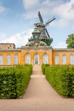 New Chambers in Sanssouci Stock Photo