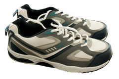 New Cheap Trainers Royalty Free Stock Image