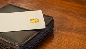 New chip cards Stock Photography