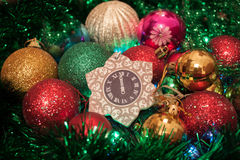 New Christmas Eve Royalty Free Stock Images