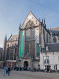 The 'New Church' in Amsterdam Stock Image