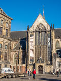 The New Church in Amsterdam Stock Images
