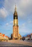 New Church, Delft Stock Photo