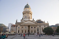 New Church (Deutscher Dom), Berlin Stock Image