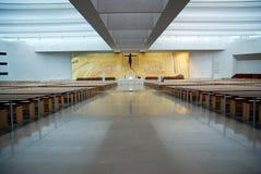 The new Church of the Holy Trinity, Stock Photo