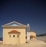New church in Kefalonia Stock Image