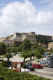 The new citadel in Corfu Town (Greece) Stock Photography
