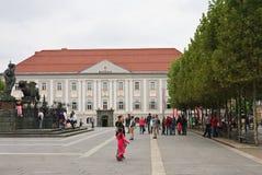 New City Hall. Klagenfurt. Carinthia. Austria Royalty Free Stock Photos
