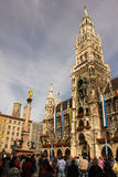 New City hall . Munich . Germany Royalty Free Stock Photography
